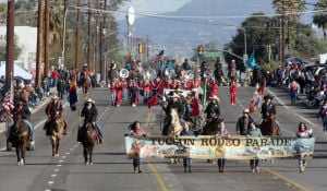 Big Jim: the Tucson Rodeo Parade