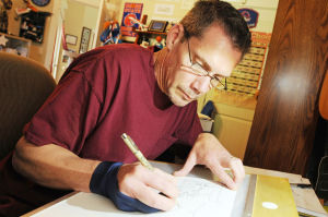 Comic strip creators talk life, laughs