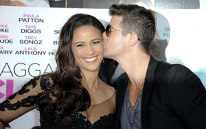 Photos: Paula Patton, Robin Thicke break up