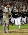 Diamondbacks 4, Reds 3 A healthy Kubel delivers