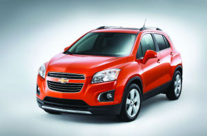 Review: New Chevy Trax: another small, fuel-sipping crossover
