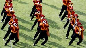 Photos: 2012 University of Arizona Band Day