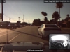Dashcam: Tucson police officer helps driver having seizure
