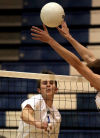 Boys volleyball: Kowalski on outside fitting in