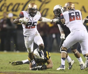 UA football: Carey to arrive at bowl game with decision to make