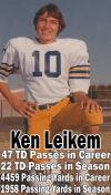 7. Ken Leikem, QB, 1983