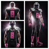 Pink Oregon uniforms