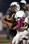 High school football Salpointe 56, Mountain View 9