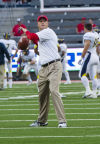 Arizona Wildcats football: First-year assistant brings 'hidden aggression' to improving defense