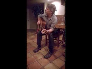 Video: Tucsonan plays stolen guitar