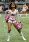 NFL Cheerleaders, week 5