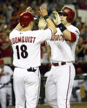 Diamondbacks 11, Reds 5: Goldschmidt powers up