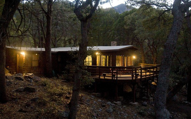 Living large in woods local news for Tucson lodging cabins