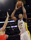 NBA Lakers beat Bulls to move into No. 8 spot in West