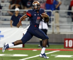 Photos: Arizona Wildcats 35, NAU 0