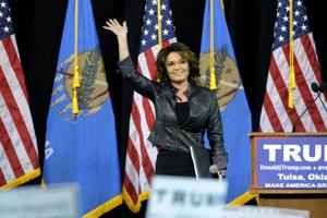 Today's Birthdays, Feb. 11: Sarah Palin