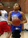 Girls basketball Titans sophomore takes spotlight