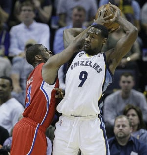 NBA Playoffs: Grizzlies finally find way to beat Clippers
