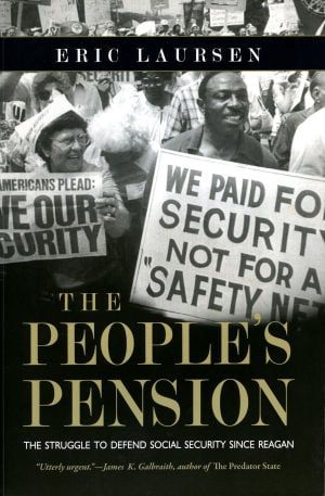 Social Security among money topics at book fest