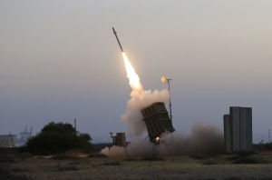 Increased support for Israel opens more doors for Raytheon