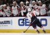 Ovechkin's game-winner quiets NY fans