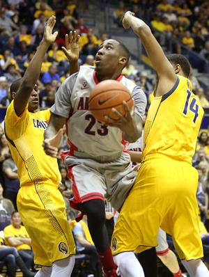 Arizona Wildcats beat Cal 73-50