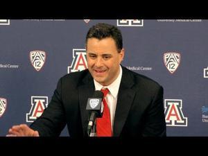 Watch: Sean Miller, Arizona Wildcats talk 91-75 win over rival Arizona State