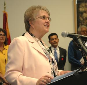 Douglas education plan focuses on pay, ending Common Core