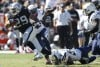 Raiders end skid to Chargers