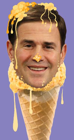 Fitz: Gov. Ducey announces 18 yummy new flavors for summer!