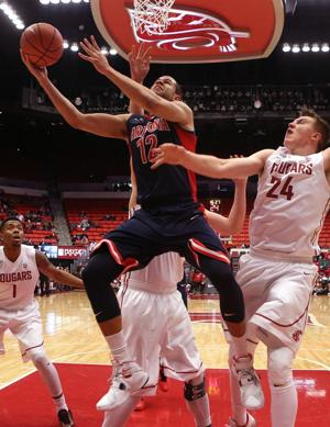 Anderson electric as Wildcats blast Washington State