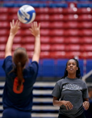 Arizona volleyball: 'Disjointed' Cats never take lead in 3-0 loss to No. 3 Washington