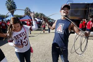 Arizona football: UA vs. ASU