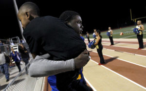 Tillman's godson spreads spirit of sacrifice, commitment at Sahuarita
