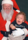 Scared of Santa