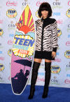 APTOPIX Teen Choice Awards 2014 - Press Room