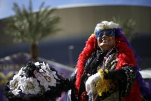 Photos: Super Bowl costumes