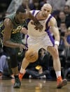 Jazz 87, Suns 80 Nine-point 2nd quarter helps doom Suns