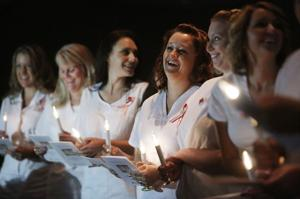 Photos: PCC Nurse Graduation