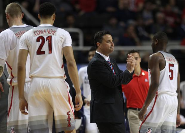Hansen's Sunday Notebook: Fans critical of Sean Miller's tournament performance doubted Lute, too