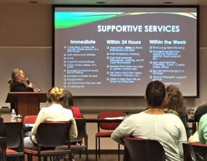 Forum tackles growing sex-trafficking problem