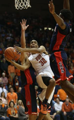 UA-UTEP postgame: Victor suspended for trip