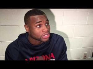Watch: Kadeem Allen talks being Arizona Wildcats' lockdown defender