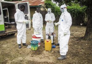 Cruz Roja: Seis meses para contener el ébola