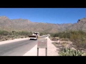 Shutdown closes Saguaro National Park
