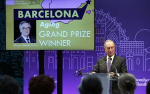Barcelona gana concurso de ciudad más innovadora