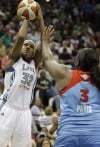 WNBA Finals: Lynx 88, Dream 74: Fans help charge up Minnesota
