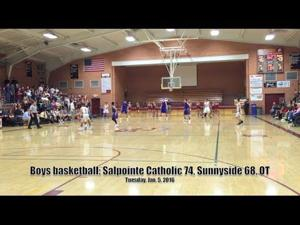 Watch: Salpointe holds off top-ranked Sunnyside in OT