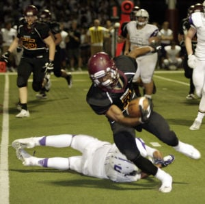 Photos: Salpointe cruises, I-Ridge rallies on first full Friday of high school football