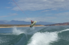 Wakeboard hits 4 lakes for 40th birthday